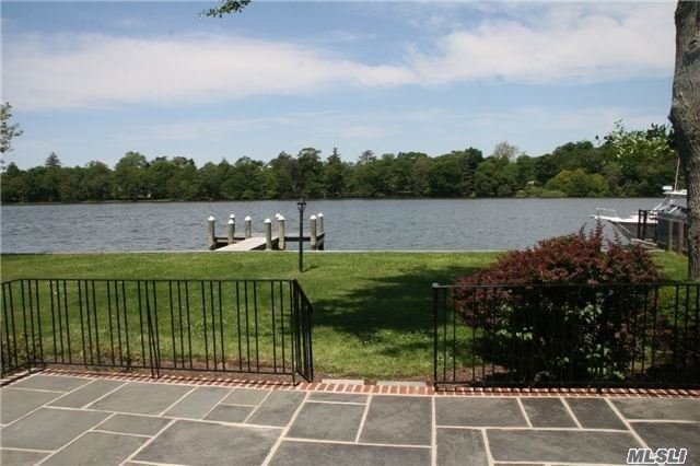 The Country Home You Have Been Looking For On A Private Lane. Preferred Connetquot Riverfront. 100Ft Bulkhead, Floating Dock And Direct Views Of The Cutting Arboretum. This Very Spacious Home Features Lg Country Kitchen, Granite Counters, Butlers Pantry, One Of The Largest Formal Dining Rooms, Lr With Fp, Family Room Overlooking Beautiful Grounds & The River & 1/2Bath. Upstairs There Are 3 Large Bedrooms And Full Bath, Spacious Closets. This Home Boasts Cac, Gas Heat, New Roof, Igs, Garage, Oak Floors.