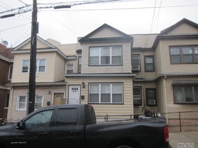 Large 2 Family Fully Vacant , 2 Car Garage , Full Basement, New Heating, 6 Bedrooms , Large Kitchen And Formal Dining Rooms, Near Transportation And Will Not Last