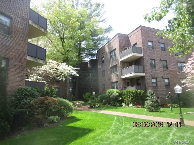 Courtyard Views From A Bright And Sunny 1st Fl Jr-4 In Wonderfully Maintained Coop Building . One Block From Town, Shopping And Lirr .Maintenance: $841.50/Permonth Is Reasonable For The Area. Special Assesments: Twice A Year: December & June To Pay For Recent Lobby And Hallway Renovationsflip Tax: Seller - 7.5% Of Profit Or $25.00 Per Share . 10% Minimum Down Payment Is Required By The Co-Op