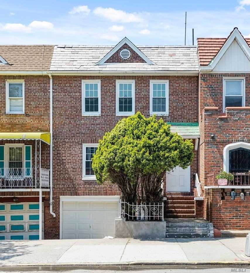 Tastefully Renovated Brick 2 Family With Additional Far. Conveniently Located 1 Blk From The Halsey L-Train Stop & 6 Blks To The Halsey J-Z Train Stop. Pvt. Driveway With An Attached 1 Car Garage. The 1st Fl & Bsmt Is A 2 Bed, 2 Bath Duplex. Large Private Backyard With Access From The Basement & 1st Floor. The 2nd Floor Apartment Is A 2 Bed, 1 Bath. 2 Separate Heating & Hot-Water Systems. Close To All The New Places Opening In East Bushwick! Nowadays, Houdini's, Queens Brewery, Etc.
