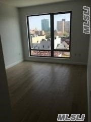 Brand New Condo, Two Minutes To #7 Train And Lirr, Convenient Location, Gym And Common Area  Security Guard 24Hrs , Close To All,  , Luxury Condo Unit Heating Included.