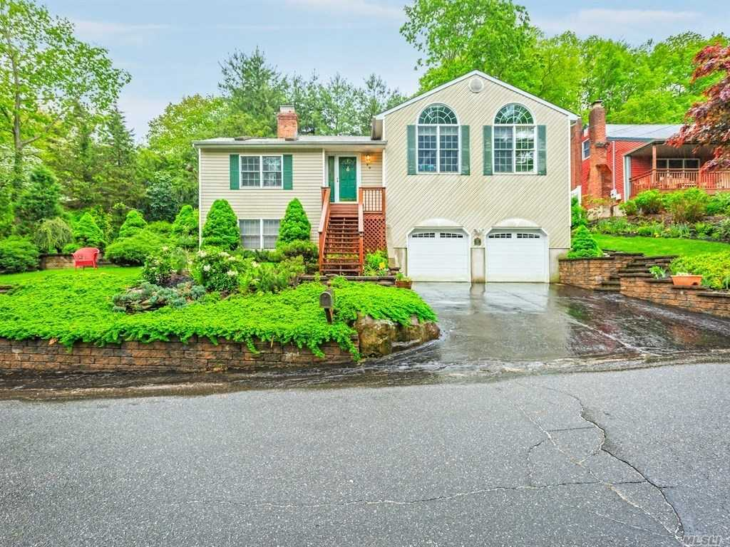 New To Market This Wonderful Harborfields Home Is Unique And Special, Custom Built In 1992. Stainless Steal Appliances And Center Island In This Magnificent Kitchen With 48 Inch Thermador Gas Stove. New Wood Floors In Bedrooms. Entertain In Privacy On The Wood Deck Or Block Patio. Walkways And Retaining Walls Are Like New Block.