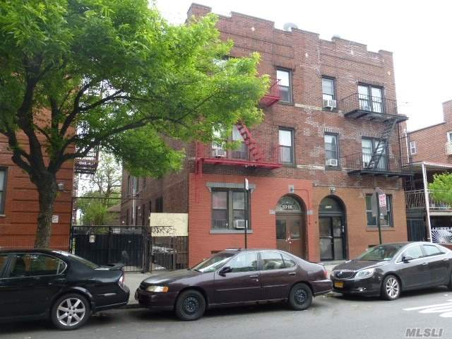 Great Investment Opportunity , 5 Family Semi Detached Brick Very Conveniently Located At Jackson Heights ! Close To # 7 Train Subway ! 45 Minutes To Midtown Manhattan ! Convenient To Everything ! Will Not Last !
