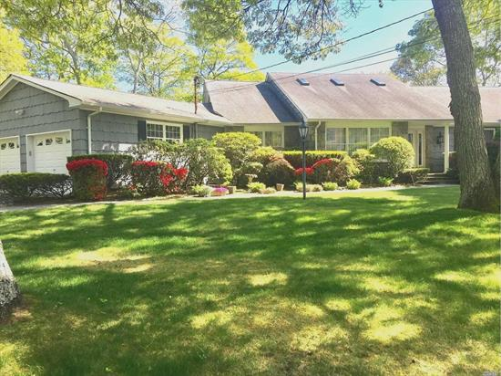 Welcome To Your Dream Home, With Great Indoor And Park-Like Outdoor Entertaining Space. 6 Bedrooms, 2 Full, 2 1/2 Baths, Wetbar, Gunite Inground Pool, Cac, Central Vac, 400Amp Combined Electric. Indoor Grill, Walk In Pantry. Too Much To List! Close To Shopping And Gorgeous Smith Point Beach, Also Includes Additional Lot.