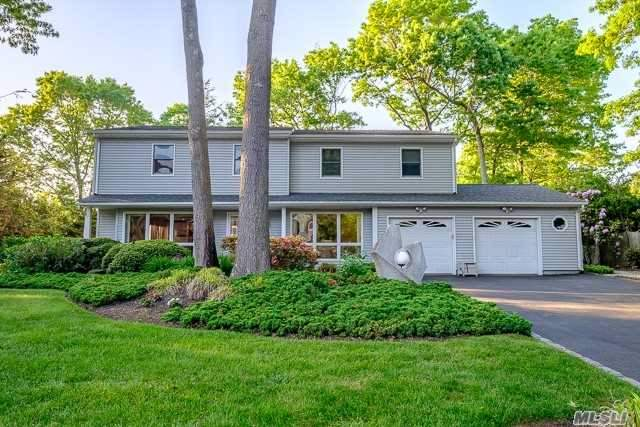 Oversized 4/5 Br Colonial On Cul De Sac Featuring Updated Bath, Radiant Flooring, Porcelain Tile, Granite, 2 Zone Central Air, 2 Zone Heat, 275 Gallon Oil Tank, Pull Down Attic, & 13 Year Old Roof. All This & More Set On Half Acre, Fully Fenced, Park Like Grounds W/ Inground Pool, Deck & More. Shed Is A Gift (Transferable Warranty On Boiler)