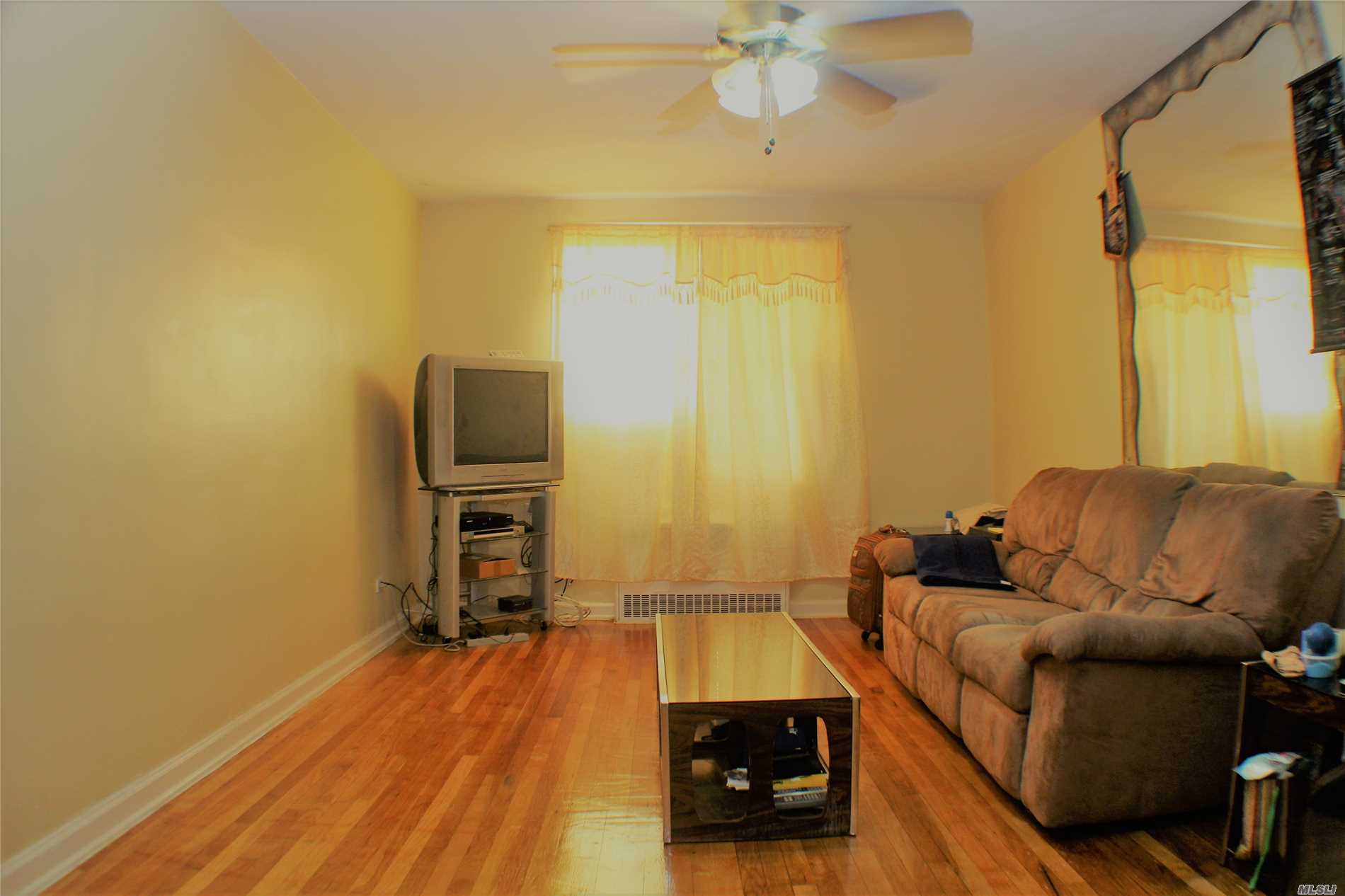 Large Living Room With Beautiful Hardwood Floor, Eat In Kitchen With Large Bedroom.  Area Security Guard Post And Also Has A Visual Intercom System That Allows Visitors To Be Seen And Spoken To Before Gaining Entry. Lenox Arms, A First Class Co Op In The Heart Of Brooklyn. Fantastic Opportunity To Own. 24 Hr Security Guard, Throughout. Laundry Room On Premises. Walking Distance To Area Shopping, Hospitals (Kings County, Downstate Univ.) And Close To The Park. No Pets, No Subletting.