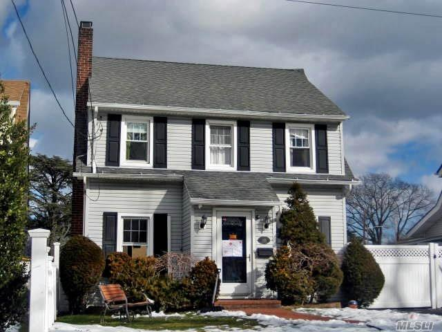 4/5 Bed 2 Bath Colonial Move In Ready Home ! Finished Basement With Walk Up Attic Lots Of Updates And Well Maintained Located In The Inwood Country Club Section Facing The Golf Course Approved Plans For Extension Rare Gem Of A Home !