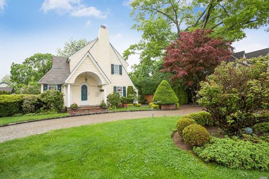 Lovely Colonial On Large Parcel With Circular Paver Driveway In Bryn Mawr. Large Formal Lr With Wood-Burning Fp, Bright Sunny Office, Formal Dr, Banded Wood Floors. Kitchen With Stainless Steel, Butlers Pantry, And Granite Opens To Large, Vaulted Family Rm With Gas Fp, Skylight, Bay Window W/Seating, Opens To Slate Patio In Lush Garden On Large Private Property. Second Floor Has Master Suite, Two Additional Sunny Bedrms And Full Bath With Dual Sink. Walk Up Third Floor Bonus Rooms.