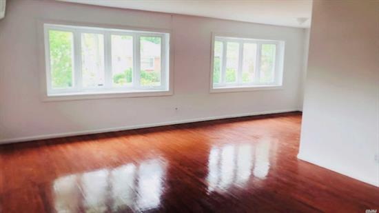 Newly Updated Bathrooms 07/19/2018, Updated A/C System. Oakland Gardens Whole House For Rent With Large Back Yard. 4Bedrooms And 3 Bathrooms, New Hardwood Floor Thought Out The House, Goes To P.S. 188 Kingsbury, Middle School J.H.S. 074 . Close To Q27, Q30, Qm