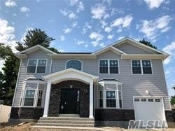 To Be Built!! New Construction In Syosset Groves!! 5 Bedrooms, 4 Baths W/ Hardwood Floors. 9' Basement Ceiling W/Ose. 9' Ceiling On 1st Floor W/ Kitchen, Lvg Rm, Dining Rm And Family Room W/Gas Fireplace. Master Bedroom W/ Large Walk In Closet. Master Bath. Laundry On 2nd Floor. Time To Customize Is Now! Wont Last!  Photo Not Exact.