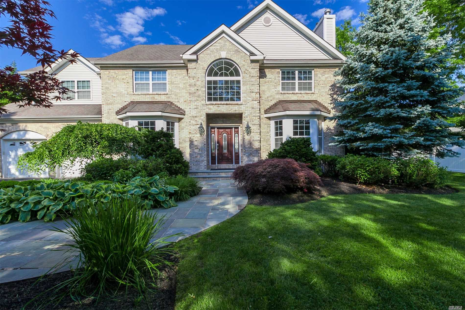 Price Adjustment! Make This Stunning 5 Bd 3 Full Bth Home With Over 3600Sqft Of Living Space Yours! Re-Finished Hard Woods, New Carpeting In Bdrms, Huge Closets Throughout, Beautiful Kitchen With Sub Zero Appl, Granite Counters& Bcksplsh, Huge Full Fin Basmnt With Summer Ktch And Outside Entrance, Tiered Patio On Over An Acre Of Private Prop Fully Landscaped With Outside Lighting On A Cul De Sac, Mater Suite With Fireplace And Tray Ceiling, Central Vac, Custom Blinds, Custom Moldings.Much More!