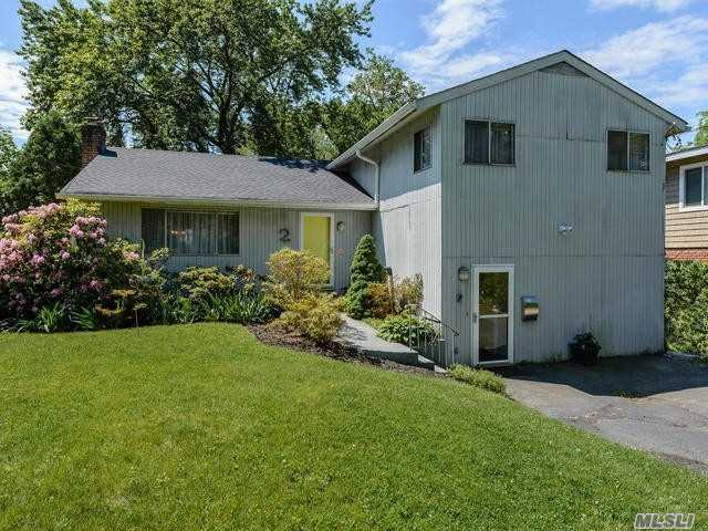 Great Opportunity, Spacious Bright 2 Family House On A Quiet Dead End Street Facing Sands Point Property, Needs Some Updating. This Home Includes A Legal Studio Apartment Currently Rented For 1650/Mo. Easily Converted Back To Family Room.