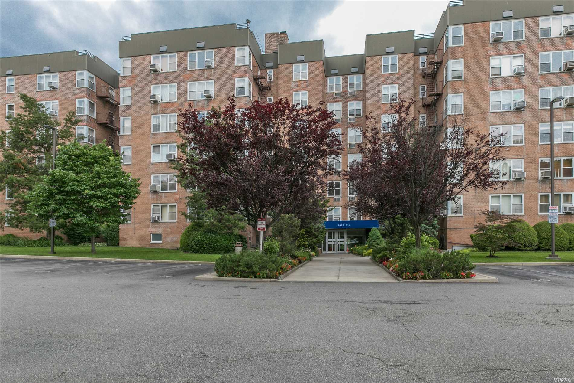 Spacious 2 Bedroom Co-Op Located In Bayside. This Bay Terrace Unit Offers An Eat-In-Kitchen, Dining Area, Huge Living Room, Bath Entrance Foyer, Oversized Closets. Endless Possibilities To Renovate To Your Own Style. Maintenance Includes Real Estate Taxes, Gas, Heat, Water And Electric! Prime Location With Easy Access To Many Express Buses To Nyc, Local Bus To Lirr, Schools, Library, Shopping And Restaurants. Community Pool And Tennis Club Nearby Available Through Membership.
