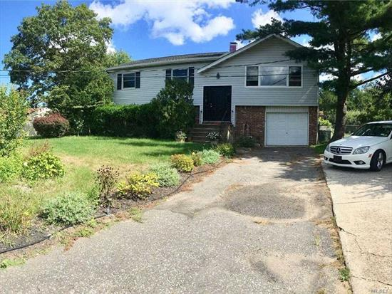Welcome Home! Well Maintained Home With Updates Galore Including Newer Windows, Roof, Doors, Renovated Kitchen With Ss Appliances, Updated Baths, Large Yard Great For Entertaining. More Than Meets The Eye!