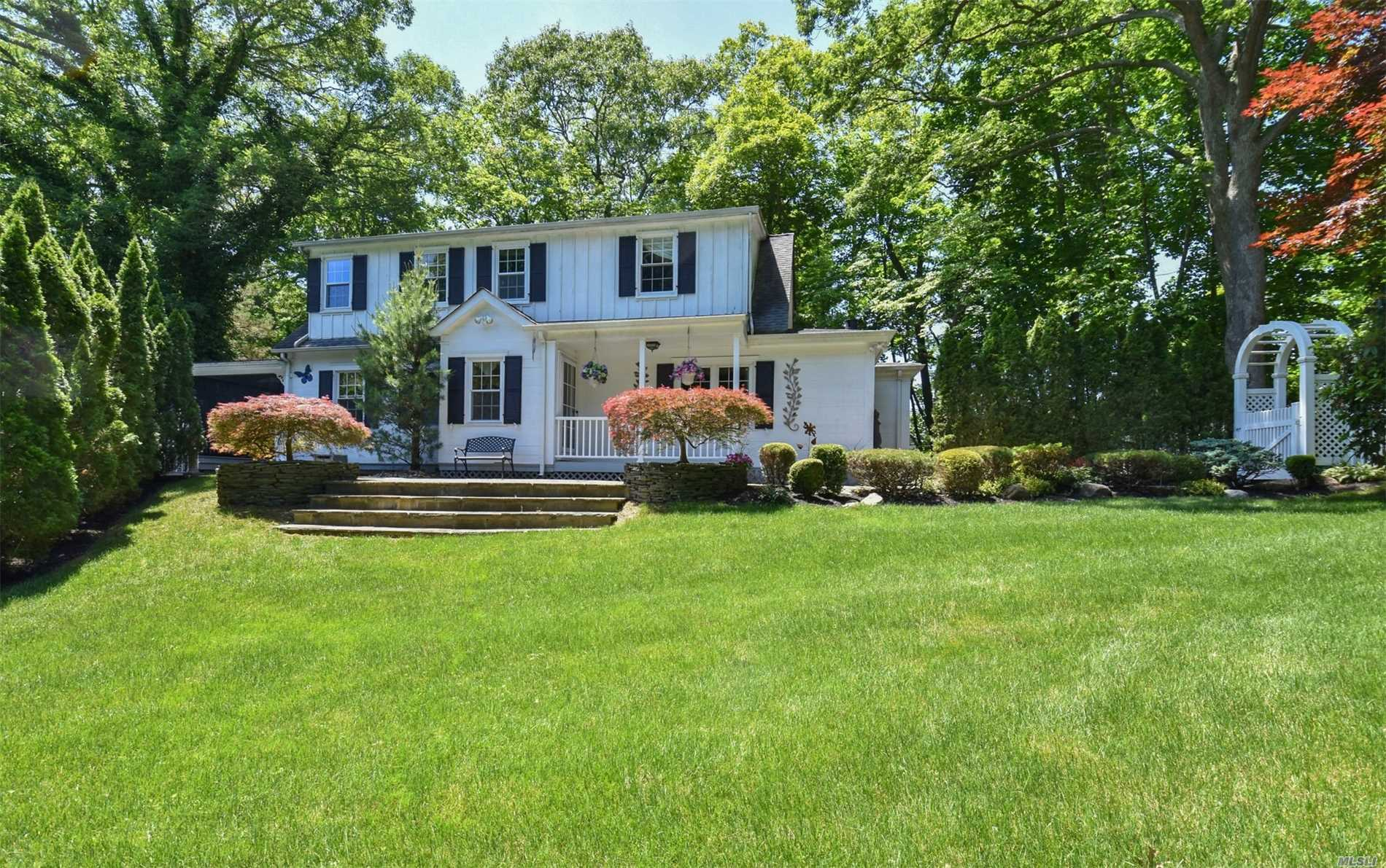 Impeccably Maintained And Cared For Carriage House Built In 1912. This House Boasts All Modern Amenities While Maintaining Old World Charm With An Abundance Of Original Details Throughout. Updated Kitchen And Baths. Full Finished Basement. Situated On An Acre Of Private And Serene Property With A Gas Heated Pool And Deck. New Roof And Siding. Detached 2 Car Garage.