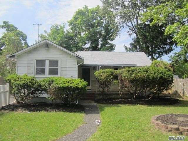 This Fannie Mae Home Features 2 Bedrooms, 1 Full Bath, An Eat In Kitchen, Hardwood Floors, 1 Car Garage & A Full Basement . Located On A Quiet Street Just Steps To The Lake. Close To All. Tons Of Potential!