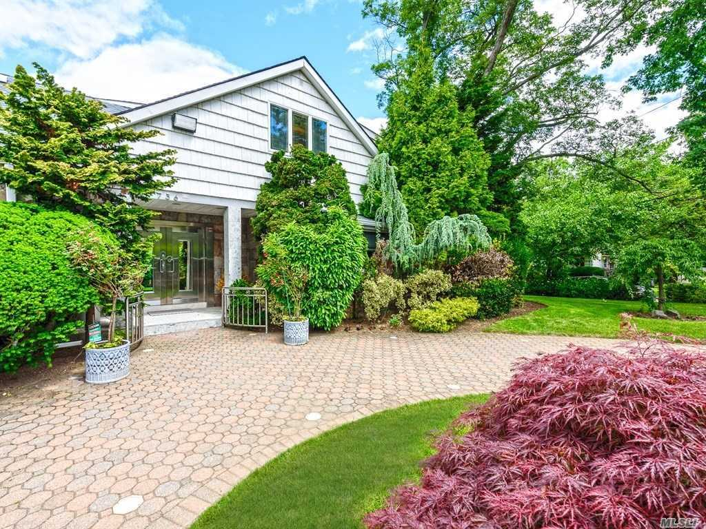 Custom Built C/H Expanded Ranch, On Magnificent Park Like Property, Lg Flr With Beautiful Detail, Banquet Fdnr, Granite And Wood Eik With Spacious Sunny Breakfast Area, Main Level Master Bdrm Suite With Many Closets, And Luxurious Bth +5 Bdrms And Room For More, Full Finished Basement, On Most Prestigious Street