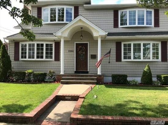 Stunning 4 Bedroom Colonial, 9' Ceilings, Fireplace, Office/Den On First Floor, Gourmet Kitchen With Island,  Roofing And Siding Less Than 6 Years Old, Gorgeous Entertainment Back Yard. Close To All!