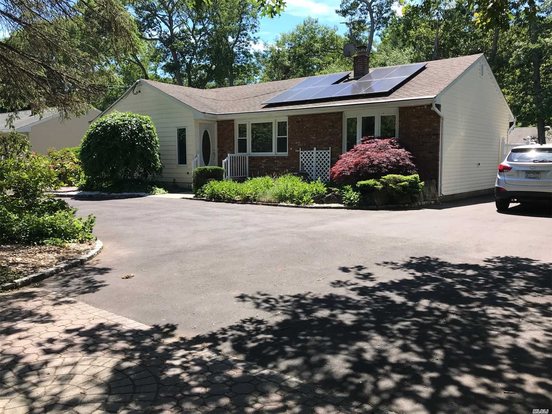 In The Heart Of Brookhaven Hamlet .This Three Bedroom Gem Sits Across From A 2000 Acre Wildlife Preserve, Fishing And Boating Is Minutes Away .A Truly Cared For Home. The Backyard Is Fenced With A Resort Feel.Inground Pool, Almost Out Of The Box Jacuzzi , Cabana With Full Bathroom .A Little Paradise For You And Yours. Ps 200 Amp Service, Docking Rights , A Very Warm / Good Feel As You Enter. This House Has Good Bones. Opportunity Is Knocking At Your Door.