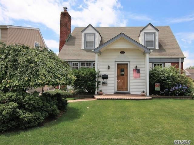 Great Property In Extremely Desirable Location. Well Kept Cape On A Beautiful Block Near Golf Course.Meticulously Groomed Lg. Yard,  School District 26, Ps 159 & Is 25. Close To Bay Terrace Shopping,  Express City Bus To Nyc. Three Bedrooms (One On The First Floor 2 Upstairs) .Full Bath On Each Floor, Extended Kitchen, Formal Dining Rm.. Full Semi Finished Basement.. Detached One And Half Car Garage. A Must See!!!