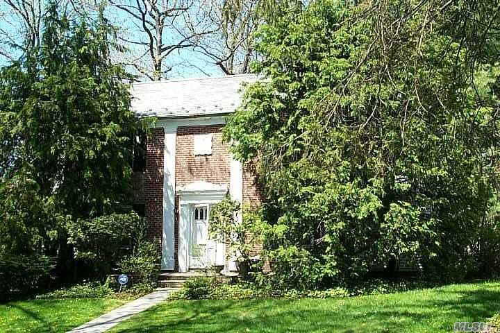 Charming Colonial, Wonderfull Hardwood Floor, Private Yard, Quite Location Near All
