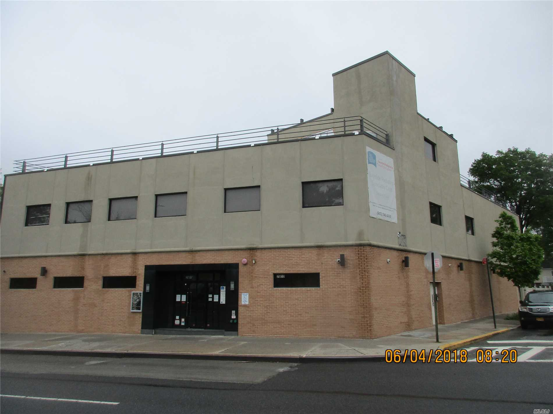 This Is A Huge Medical Building In The Heart Of Bayside/Flushing With Private Parking For 17 Cars. Completely Set Up As Medical/Hospital Facility. 1st And 2nd Floor And Basement Set Up For Medical/Offices Etc. State Of The Art Geothermal Heating And Air Conditioning Systems. Priced To Sell Permanent Cert. Of Occupancy In Process.27 Examination Rms, 10 Consultation Offices, 3Reception/Waiting+Handicapped Elevator