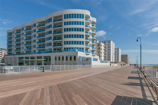 There Is Only One Best! This Is It! The Aqua Is The Best Building, Best Condo Unit On Long Island, Ocean Front Penthouse With 3 Bedrooms And 2.5 Baths, 10 Ft Ceilings And 2000Sq/Ft Roof Top Deck! Amazing Panoramic Views, Roof Top Kitchen, Hot Tub, And Bar! Incredible Amenities Include Indoor Pool, Business Center, 24/7 Concierge, Gym, Zen Garden, Oceanfront Sundeck. Proximity To Lirr, Houses Of Worship, Parkways. A Hampton Lifestyle, Without The Commute! Stunning! One Of A Kind!