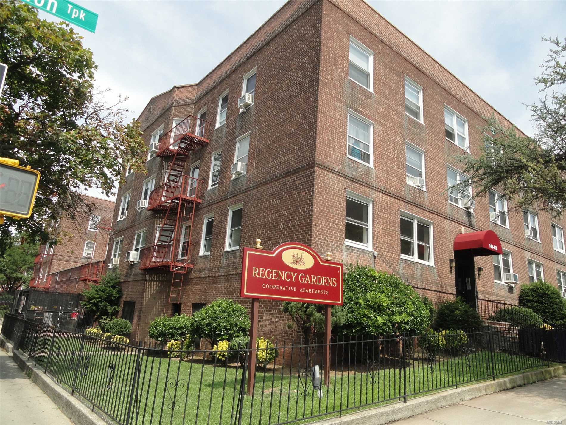 *Investor Friendly Buy It And Rented Today 100% * In Our Regency Gardens Located In Kew Gardens Hills / Flushing, Intersection Of Union Tpke & Main Street I Have A Large 3Br On A 2nd Floor Of A Three Story Gardens Complex Walking Distance To The Number E And F Train 15 Minutes To Manhattan. Mq-1 Bus To The City In Front Of The Building. Near To St John's University And Queens College, 15 Minutes For Jfk And Laguardia Airports And Major Hospitals Minutes Away Including New York Hospitals.