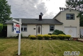 Large Exp Ranch With 6 Rooms 4 Bedrooms And 2 Bath. Westbury Schools. Close To Shopping, Transportation And Major Roadways