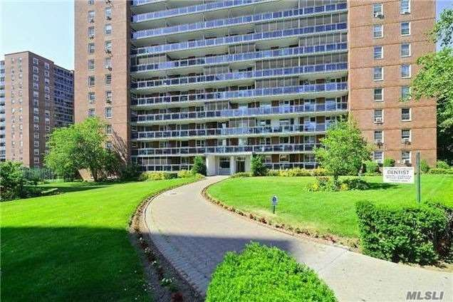 Large Apartment For Sale In Rego Park. 24 Hr Doorman Building.Convenient Location, Steps From Subway, Buses, And Shopping.