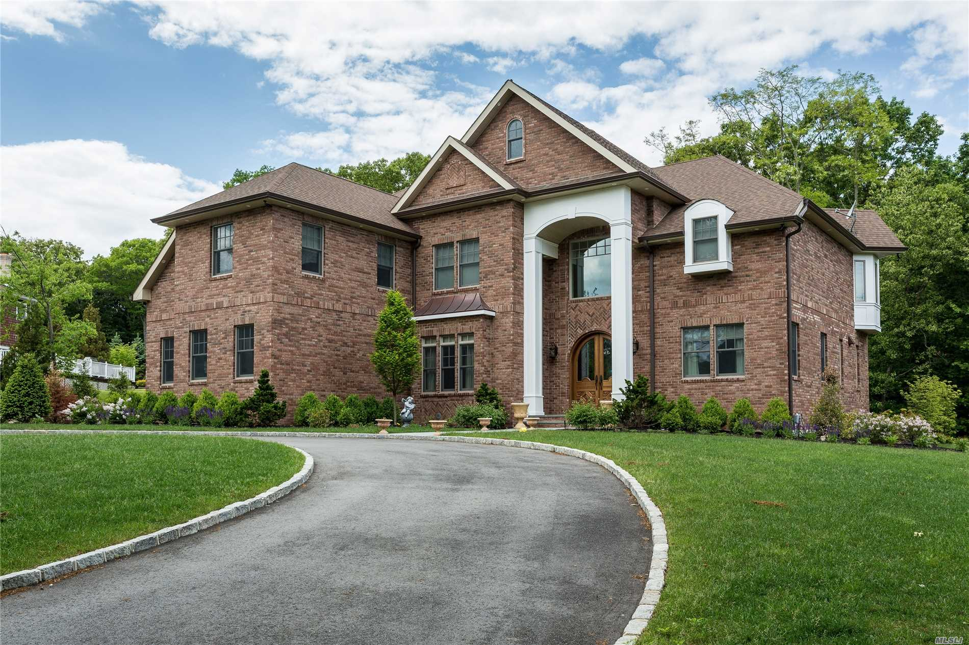 When Only The Best Will Do!Estate Setting 5000Sf Estate On 1.7 Acres-$175K Kitchen W/Amish Built Cabinets/High End Appliances/3 Dishwasher/1800Sf Walk Out Basement/Custom Walk In Closets/Radiant Heated Bathrooms/125K Birch Flooring And Solid Doors/Central Vac(In Floor) W/Air Filtration Syst/Instant Hot Water/Wired For Surround Sound Inside And Out/Video Surveillance Syst/Mahogany Deck & Balcony Off Master/Professional Landscape/$1.5 Million Invested.A Steal At This Price! Start Living The Dream!