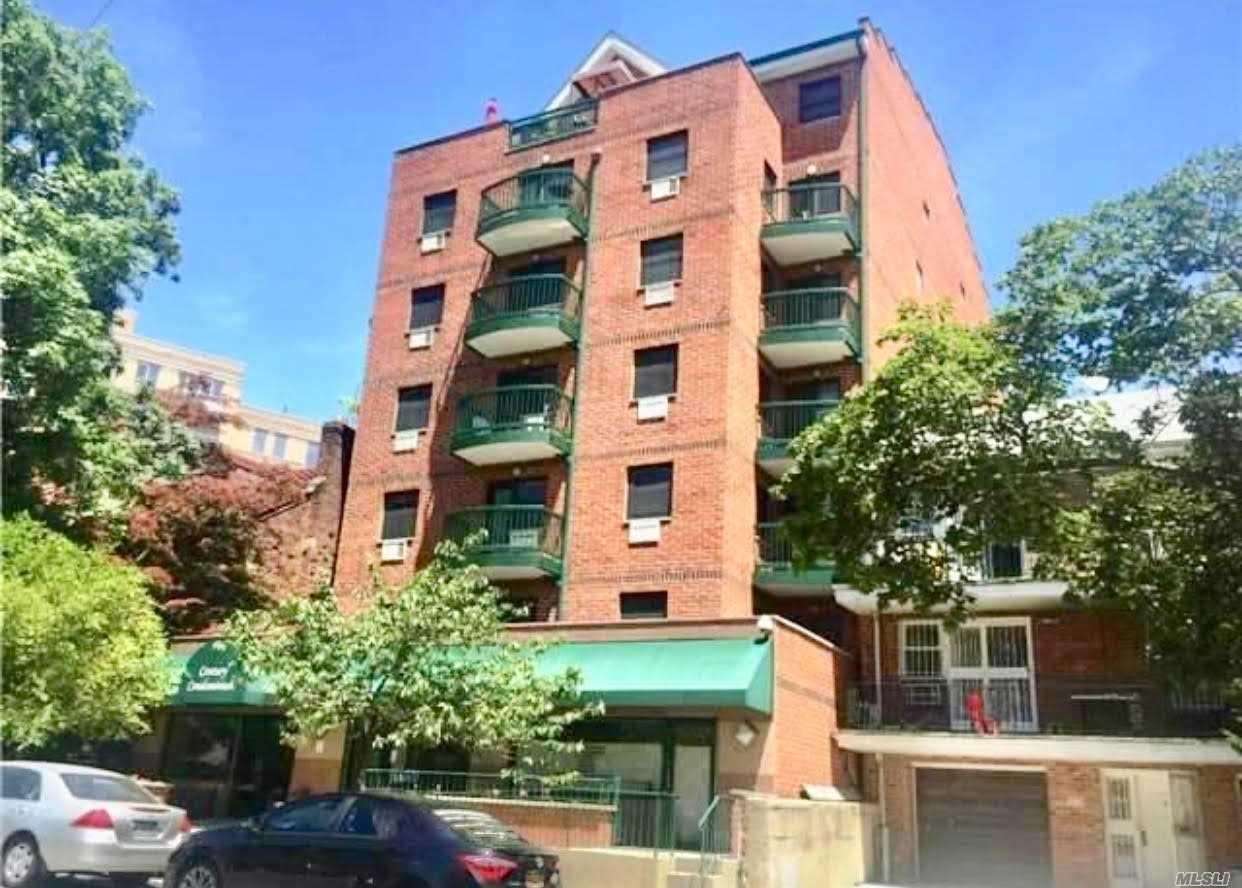 Pet Friendly Gorgeous 1 Bedroom Luxury Condo Unit Features Open Kitchen With Maple Cabinet & Granite Counter Top, Marble Bathroom, Concrete Hard Wood Floor & Small Terrace Facing South Off The Living Room, 24 Hours Surveillance Camera, Laundry In Basement, Close To Forest Park, Shops, Buses Q37, Q10, Q54, Subway (E/F) Train. Rent Is Included Water And High Speed Internet.