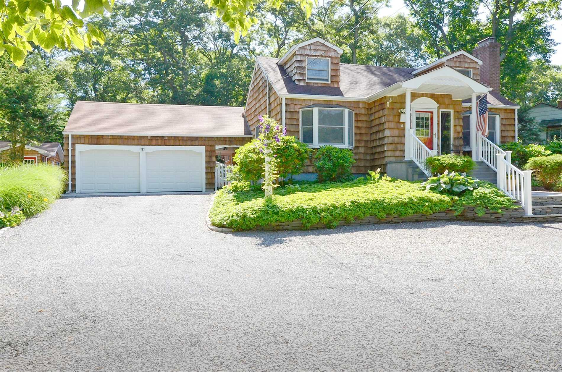 Nestled On 1.6 Acres This Currier And Ives Inspired Home Will Impress You! Living Rm W/ Cozy Stone Fplce, Beautifully Updated Granite Eik W/ Ss Appliances, Center Island And Tons Of Natural Light, Dining Rm, French Doors To Family Rm, Extended 1st Flr Master Suite W/ Gorgeous Bathroom, Finished Basement, Ig Pool, Patio, Lush Landscaping, Workshop, Guest House, Trails To Stroll The Expansive Property, 2 Car Garage, Incredibly Maintained Home, Peaceful Living Awaits! One Of A Kind