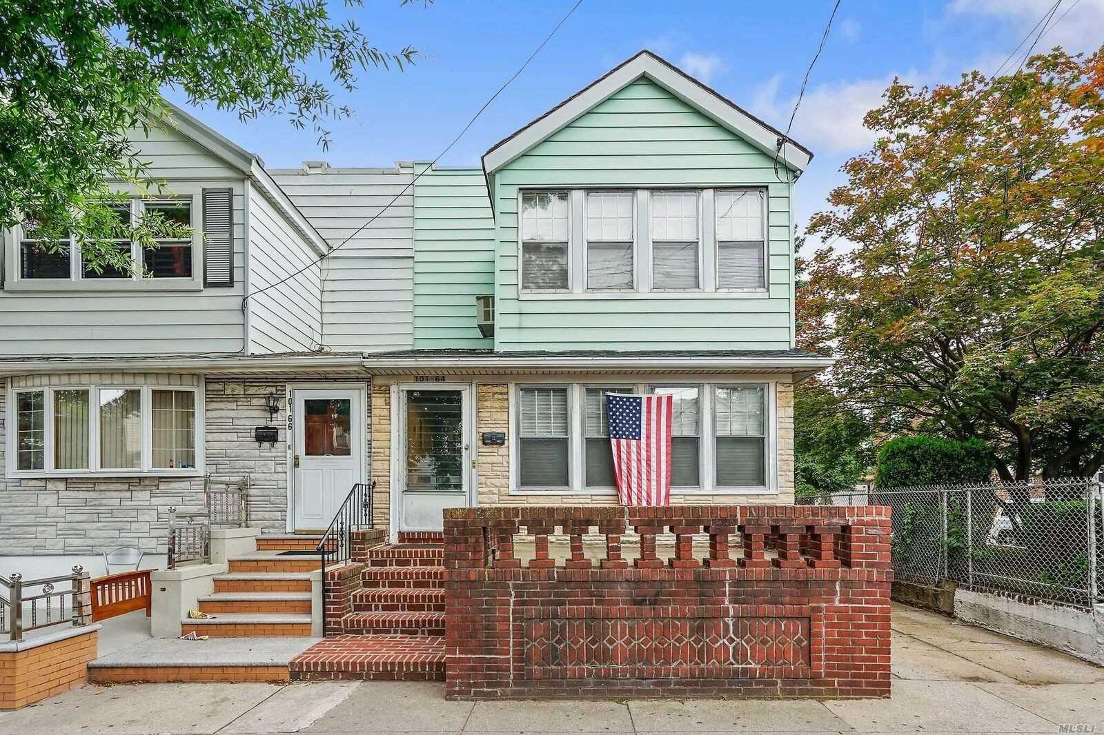 Nice Semi Detached 2 Family That Will Be All Vacant On Title. Ss Appliances, 3 Bedrooms Each Apt, Semi Finished Basement, Front Paio