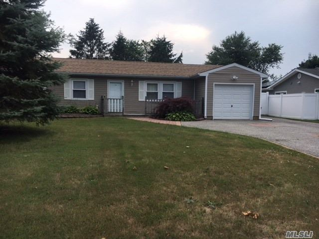 Renovated! Brand New Heating System, Master Bedroom With Walk In Closet, Huge Yard For Entertaining!! Shed Is A Gift!