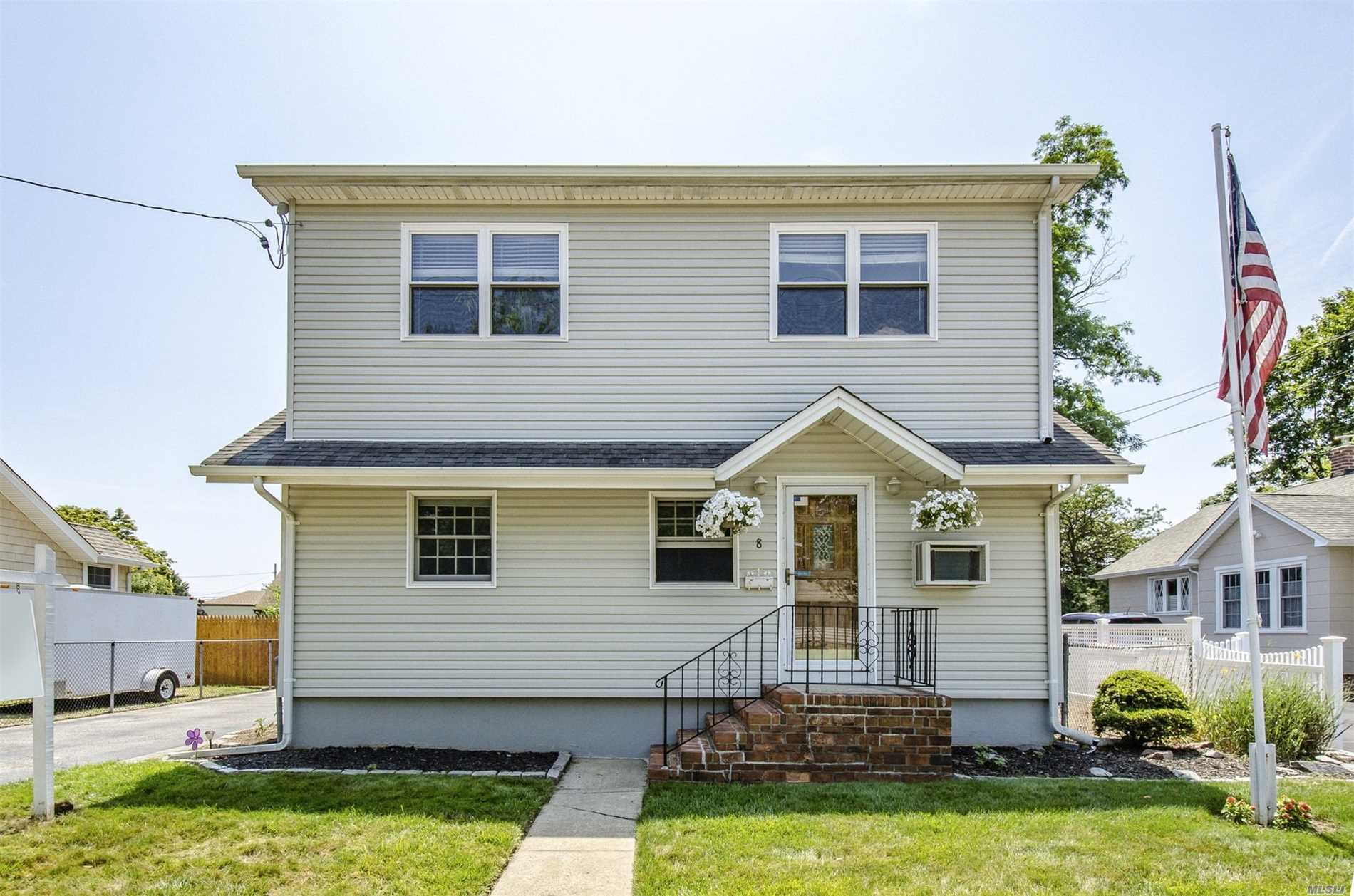Expanded Cape Cod With Oversized Master Suite (12X24) With Separate Shower And Whirlpool Tub Walk In Closet Plus An Attached Nursery Or Office 3 Additional Bedrooms And Full Bath Full Finished Basement Oversized Driveway With Detached Garage Cozy Private Yard With Hot Tub