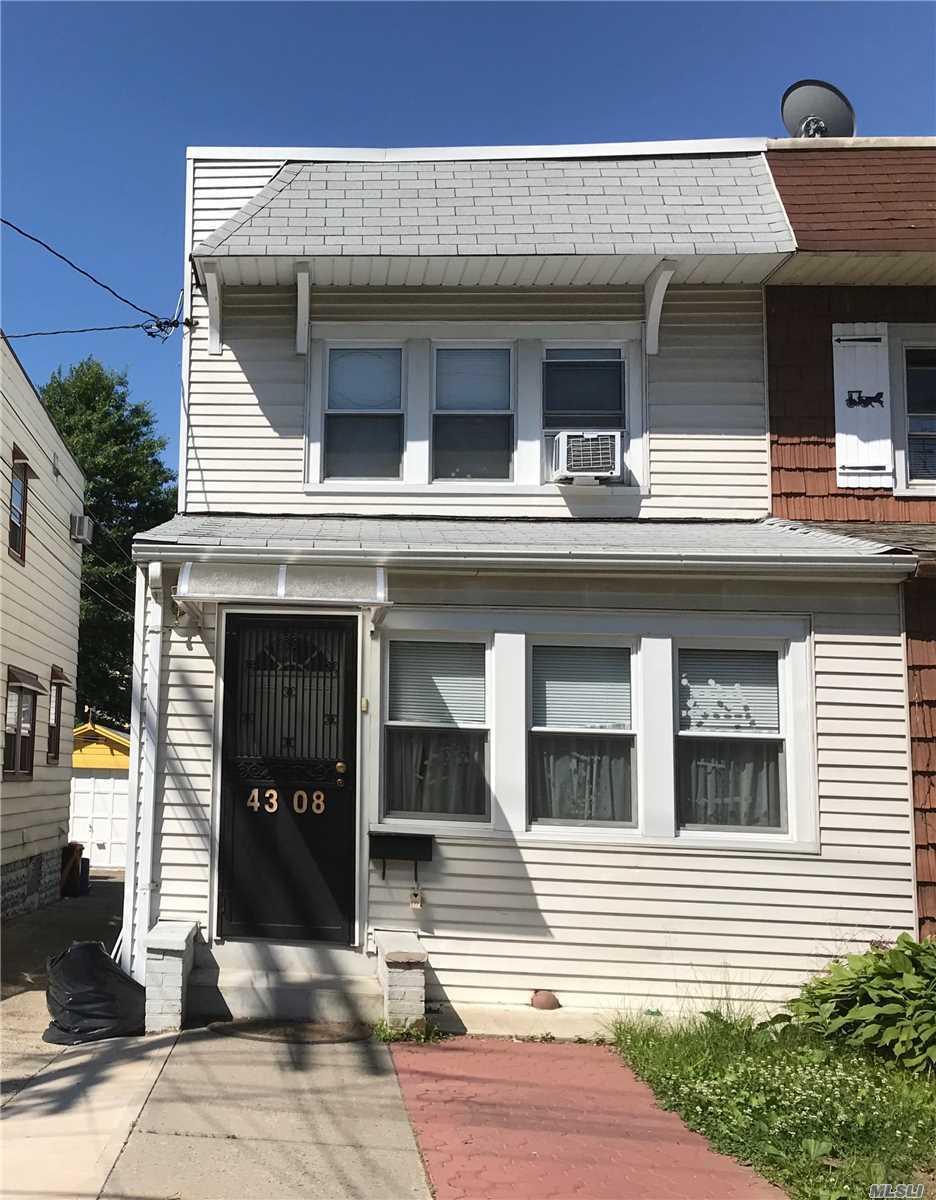 Beautiful New Renovated1 Family Semi Detached House Located In The Heart Of Little Neck. All Hardwood Floors. Convenient To Shopping, Transportation.