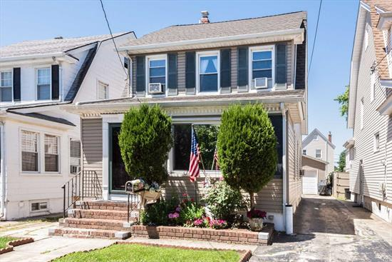 Charming Three Bedroom Home With Updated Kitchen And Bathrooms, Move Right In & Take Advantage Of One Of Nassau County's Best School Districts