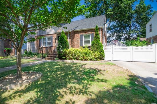 Warm, Inviting And Spacious Cape Home On A Quiet, Tree- Lined Street Near Fireman's Field. The Home Features A Wood Burning Stone Fireplace In The Living Room, Updated Kitchen With Stainless Steel Appliances, Family Room, Large Pantry Off The Kitchen, Updated 200 Amp Electric And Much More. Taxes Being Grieved For New Owners! Come See For Yourself!
