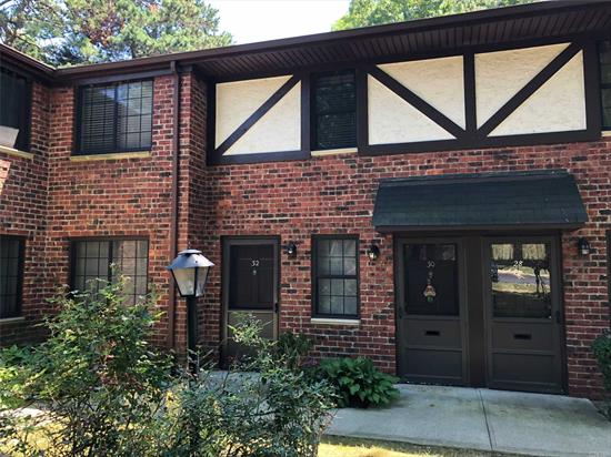 Newbrook Garden, 1 Bedroom, 1st Floor, Updated Eat In Kitchen, Living Room, Dining Room, And Updated Full Bath... Maintenance Charges Include Taxes, Heat, Gas, Hot Water... On Site Laundry