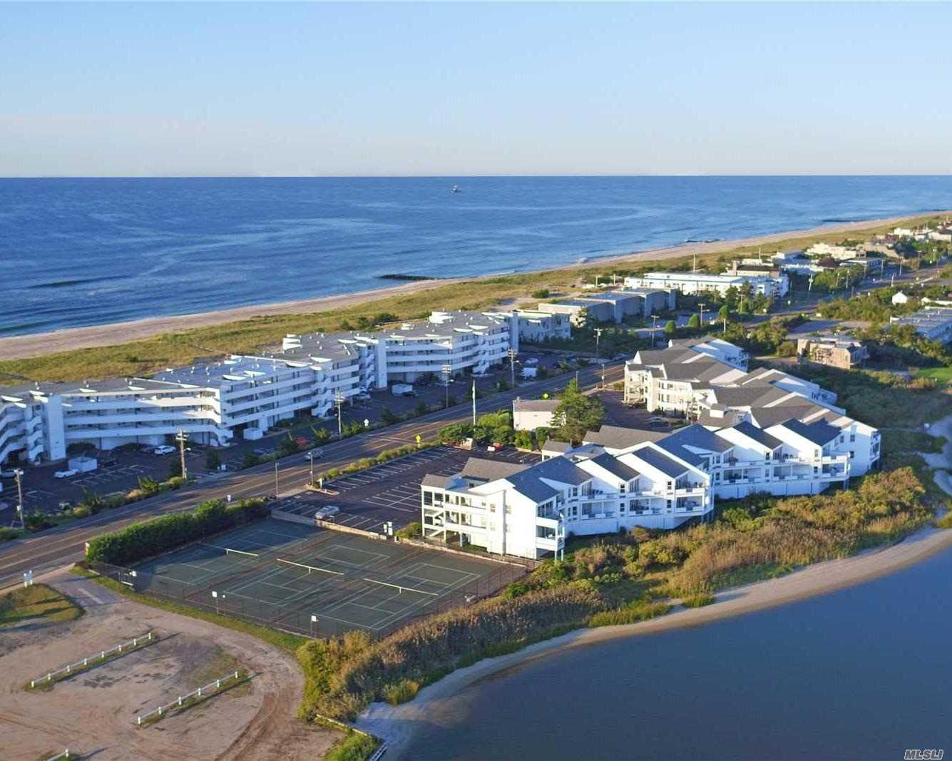Enjoy The Breathtaking Bay Views From The Nicely Sized Balcony Of This Two Bedroom, Two Bathroom End Unit Located In Westhampton Beach's Yardarm Offering Your Choice Of Seasonal Or Year-Round Living. Amenities Include Two Heated Pools (Bay Side And Ocean Side), Three Har Tru Tennis Courts And Ocean Beach Access. Unit Has It's Own Washer And Dryer And An Elevator Is Located In The Building.