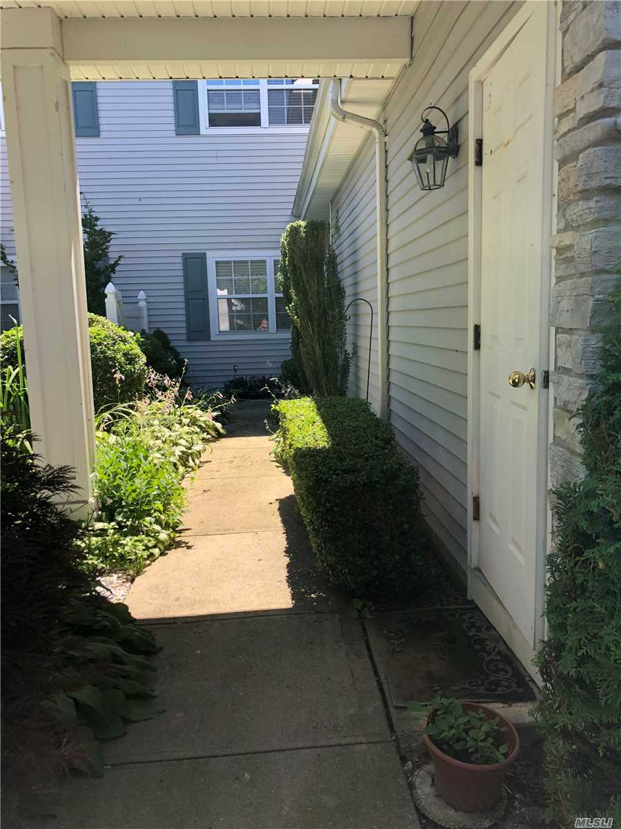 Cheery & Bright Edgewood Model In 55Yr Plus Comm First Fl Unit With Open Floor Plan, Lr W Gas Fp Leads To Patio W 2 Pond Views , Dr, Eik, Laundry. Master Suite Plus 1 Br And Bath. Plenty Of Closets Attached 1.5 Garage . Move Right In Today. Close To Club House , Pool,  Marina & Waterfront. Community Offers 24 Hr Guard Gated Entry, Private Marina With Reasonable Dockage & Storage Fees, Clubhouse, Sparkling Heated Pool, Tennis, Billiards And Much More Pets Allowed