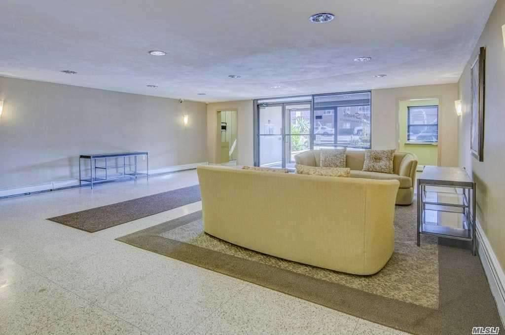 1 Bedroom Co-Op In The Heart Of Rockville Center, First Floor, No Steps If You Enter Building From The Back Where The Parking Lot Is, Large Rooms With Outdoor Patio, Low $695 Maintenance Includes Heat, Water, Taxes & Parking, Low Rvc Electric, Laundry On The Same Floor