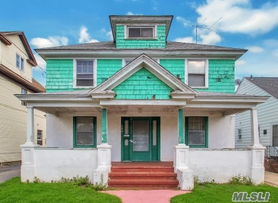 Large Living Room, Formal Dining Room, Eat-In-Kitchen, 3 Bedrooms, Full Bath, Stand-Up-Attic, Full Unfinished Basement. House Needs Total Rehab - Large Rooms, Amazing Potential, Cash Deals Or 203K Loan Only
