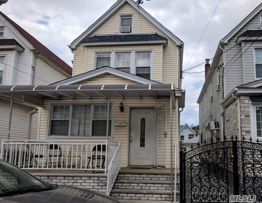 Colonial Style Home Being Sold Occupied. Centrally Located W/ Great Convenience To Airport, Racetrack,  Highways & More. A Great Investment Property For The Right Buyer!
