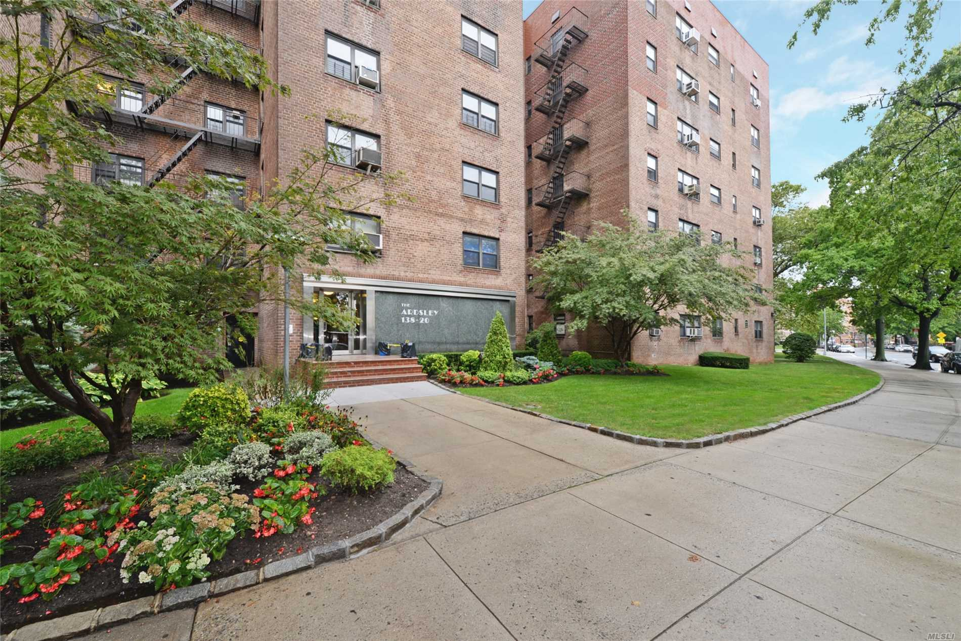 Sale May Be Subject To Term & Conditions Of An Offering Plan.Large One Bedroom Coop Unit Located On Prime N. Flushing On Quietest Block, Well Maintenance Elevator Building , All Window In Bathroom And Kitchen,