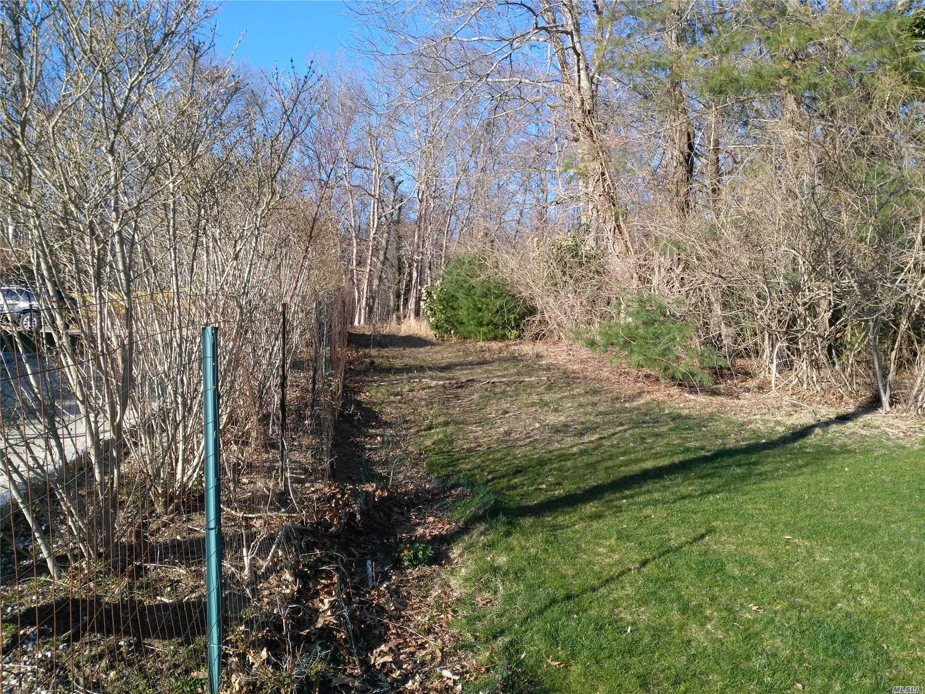 Beautiful Springs Area On Dead End Street. Last Lot On Right Adjoining Nature Preserve. See Attached Letter Of Build-Ability From Town Of East Hampton. Very Private Lot.