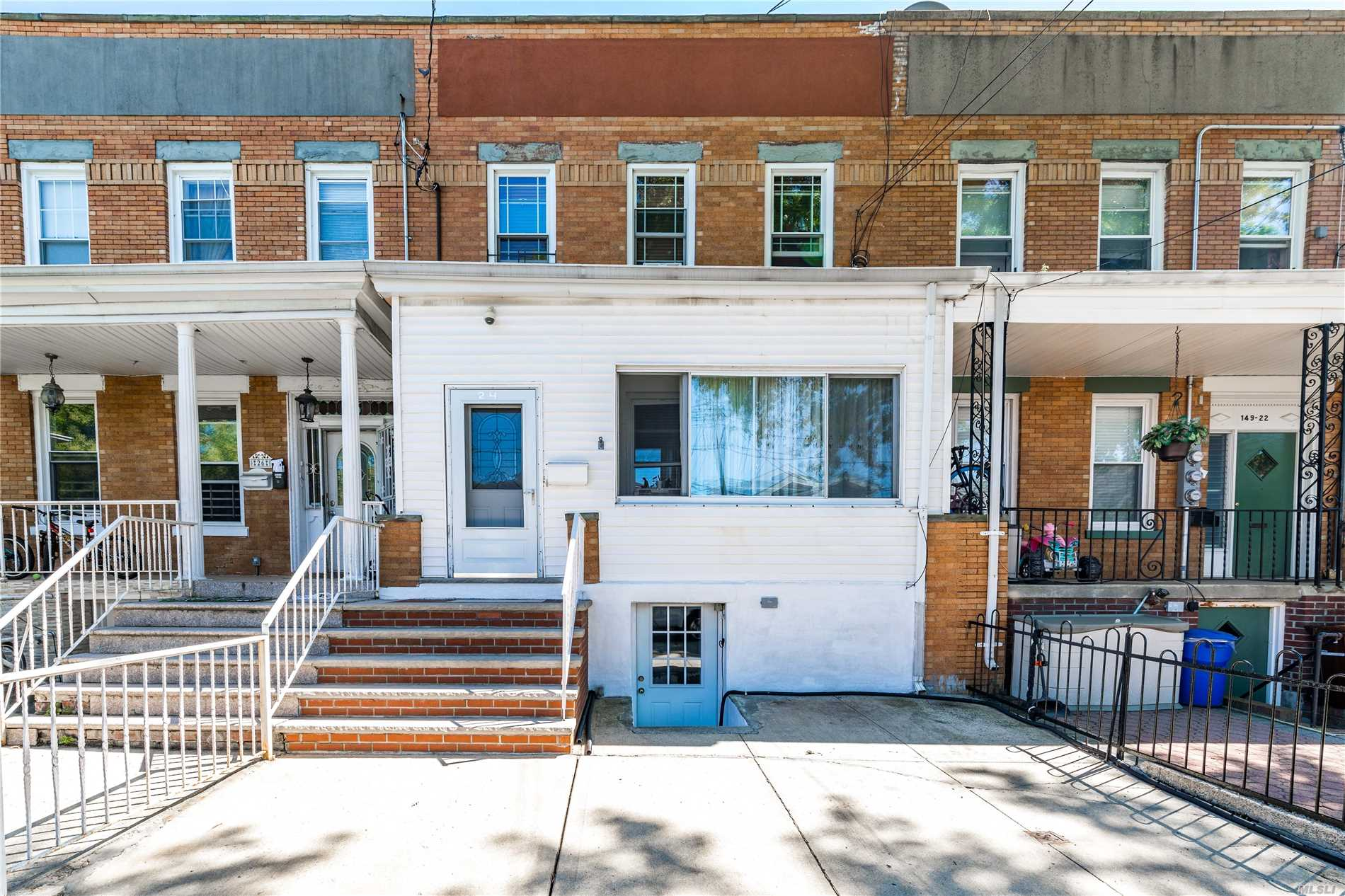 Well Maintained Legal 2 Family In The Heart Of Whitestone. Very Conveniently Located Near Buses, Cross Island Expressway, Whitestone Bridge. This Lovely Gas Heated Home Features: Gleaming Hardwood Floors, Updated Kit And Baths. 9 Foot High Ceilings, Full Finished Basement With Separate Entrance And 3 Big Rooms.