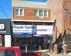 ID#:  1319228 Storefront For Rent On College Point Blvd. 984 Sq. Ft. Great Business Opportunity! A Must See!!  For more information please contact Carollo Rentals at (718) 747-7747 or visit our website at www.CarolloRentals.com  	 Why Go Anywhere Else?