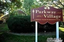 Lovely Duplex Garden Apt With A Yard. Parkway Village Features A Country Like Setting, Quiet & Peaceful. It Has A Small Home Feel. Pets Allowed, Close To All. Come To Take A Look And Make This Your Home. Large Rooms, Nice Sunlit Exposure, Parkay Flooring,